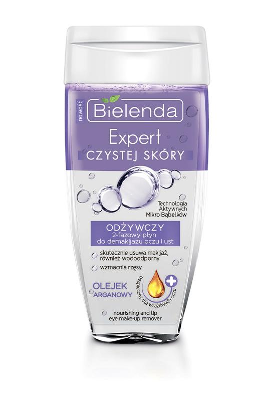 Купить Жидкость для демакияжа глаз/губ Bielenda SKIN CLINIC PROFESSIONAL, 150 мл