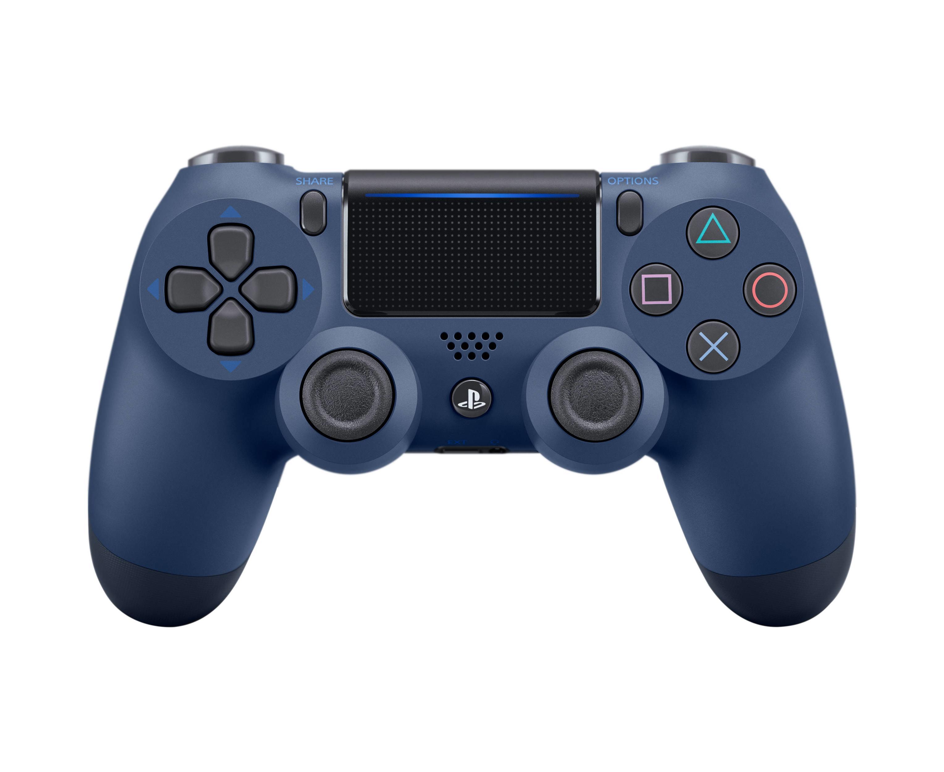 Геймпад Dobe для PlayStation 4 Midnight Blue