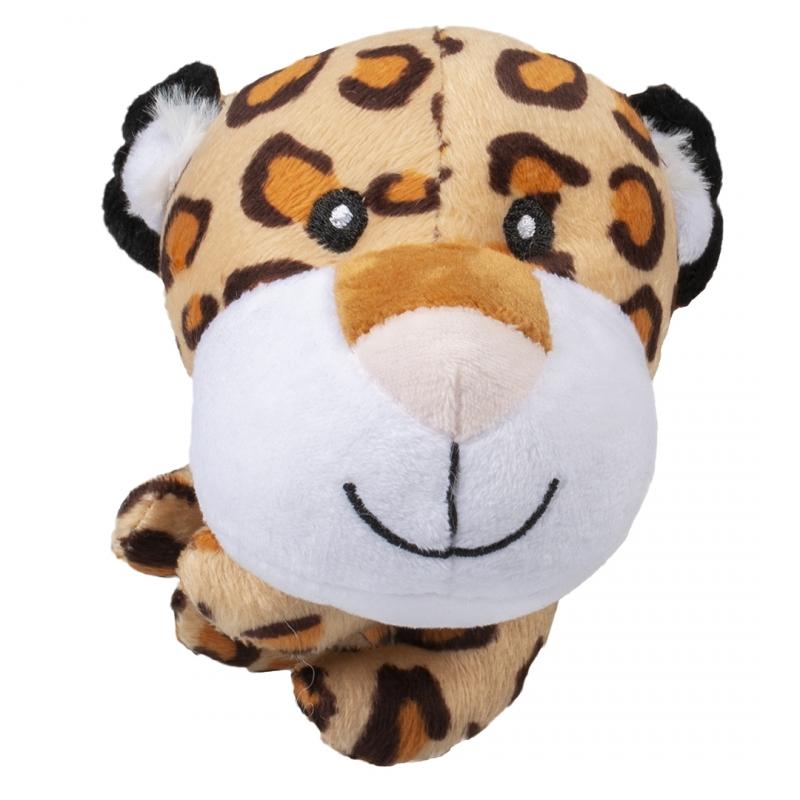 Мягкая игрушка для собак Duvo+ Мини Леопард,