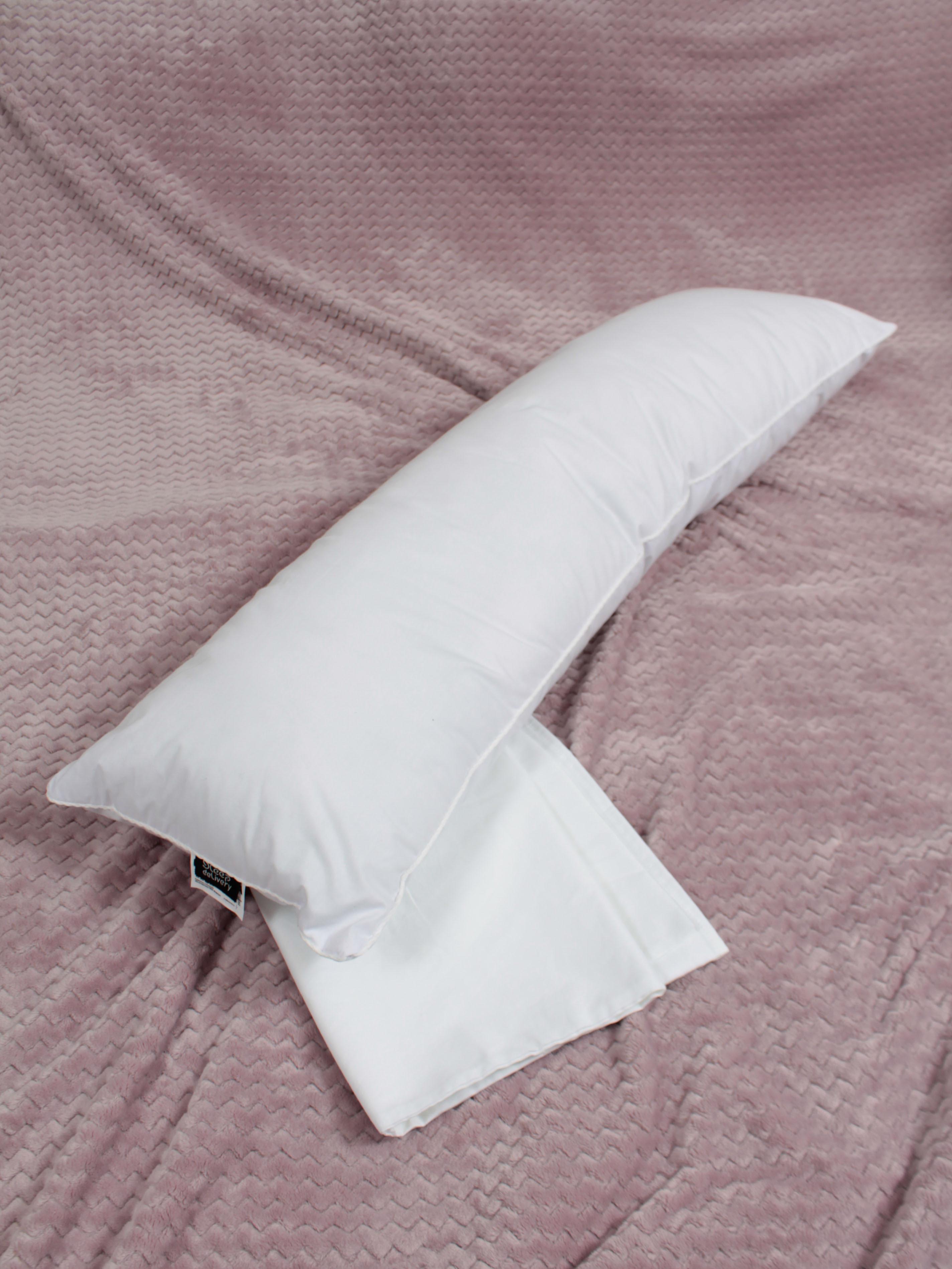 Подушка удлиненная SLEEP DELIVERY MINI 30х100см
