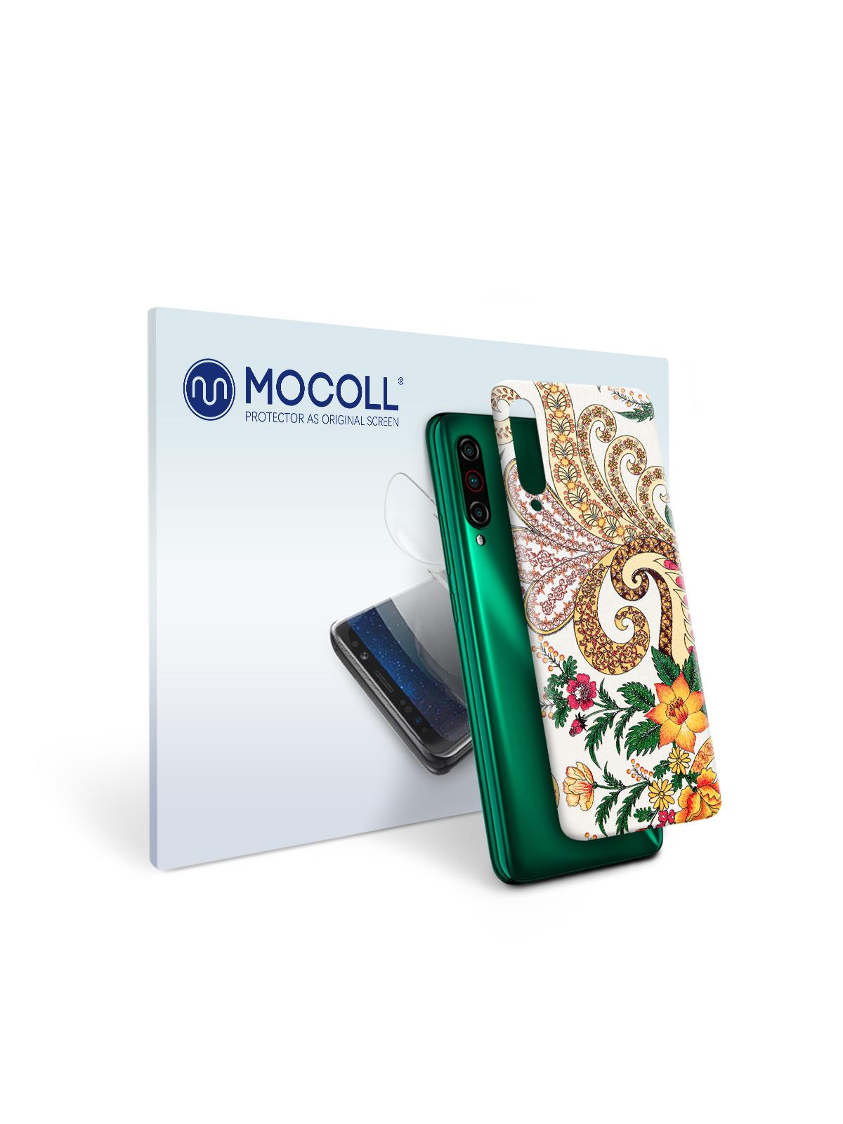 Пленка защитная MOCOLL для задней панели Meizu M1Note Богемный узор Планта