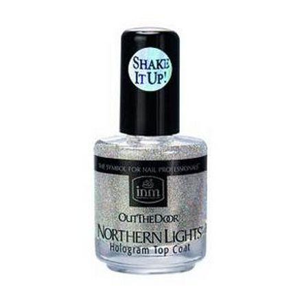 Купить Сушка-закрепитель лака INM Northen Lights SILVER