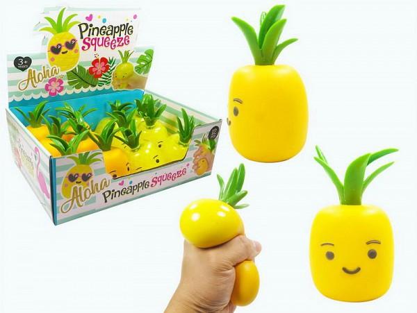 Игрушка антистресс Pineapple squeeze Junfa Toys