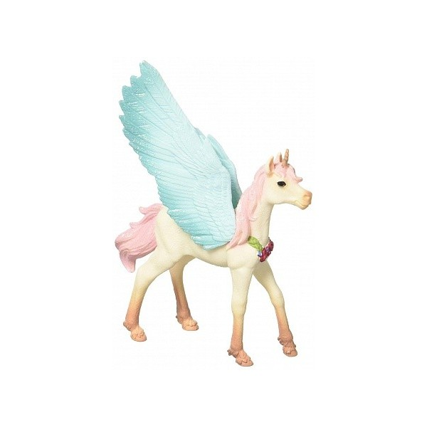 Купить Волшебный жеребенок Пегас-единорог Schleich 70575,