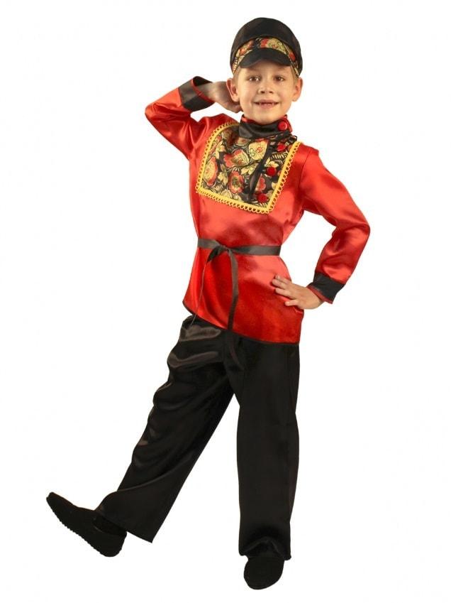 Костюм Вестифика Хохлома Детский Для Мальчика 116-122 см v101032