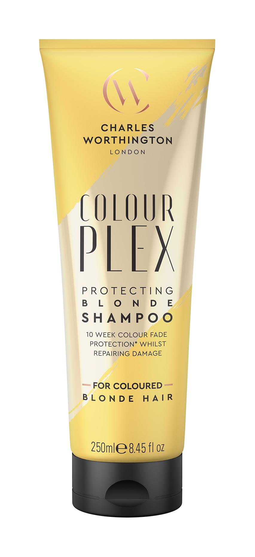 Купить Шампунь Charles Worthington Бессульфатный светлых волос 2в1 250 мл