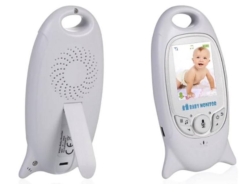 Видеоняня Baby Monitor VB601 беспроводная с двухсторонней