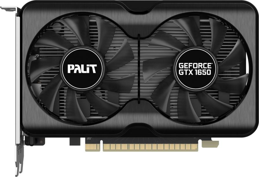 Видеокарта Palit Nvidia GeForce GTX 1650 Gaming