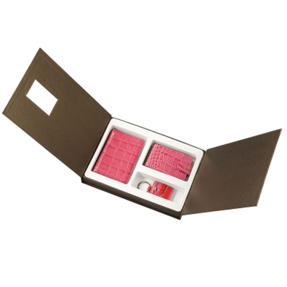 Комплект женский Dr.Koffer X510362-171 розовый