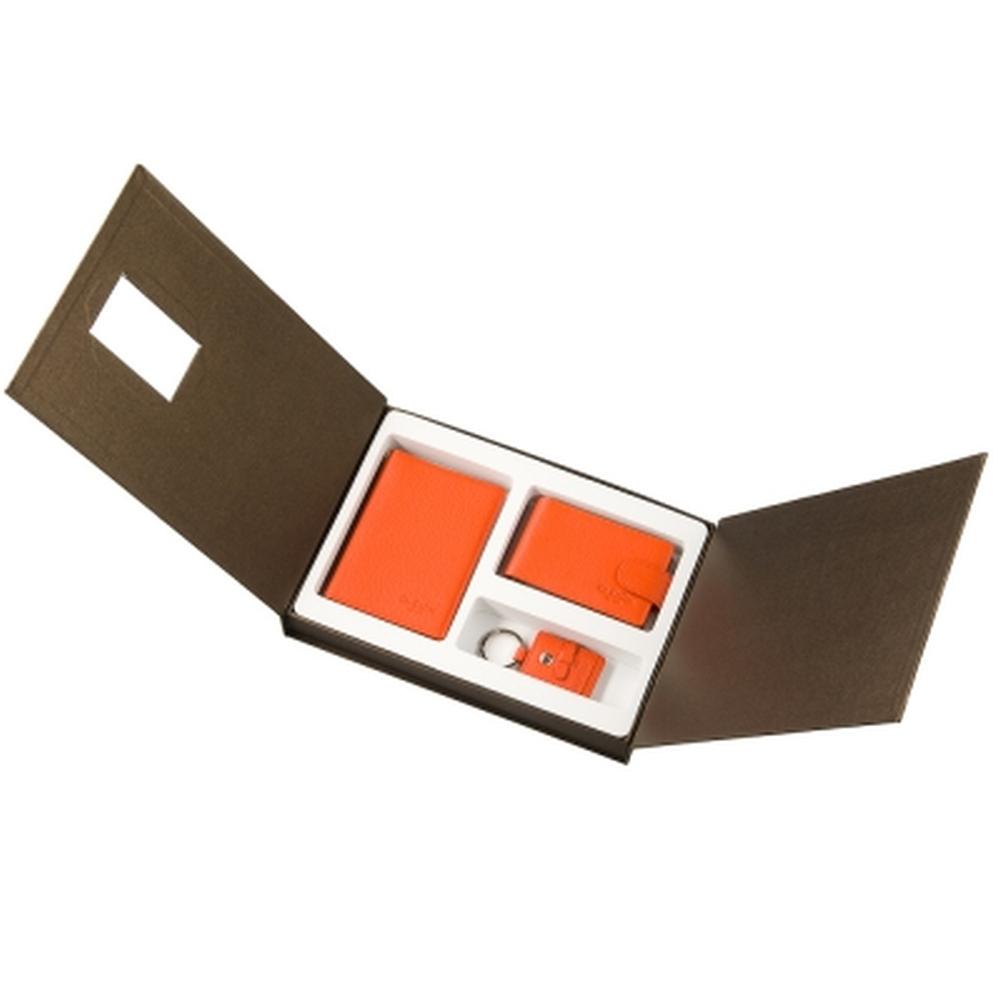 Комплект женский Dr.Koffer X510362-170-63 оранжевый