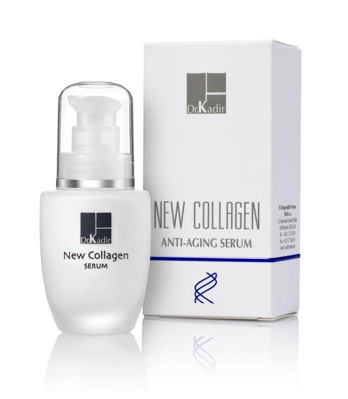 Купить Сыворотка с микроколлагеном Dr.Kadir New Collagen Anti Aging Serum, 133, Dr. Kadir