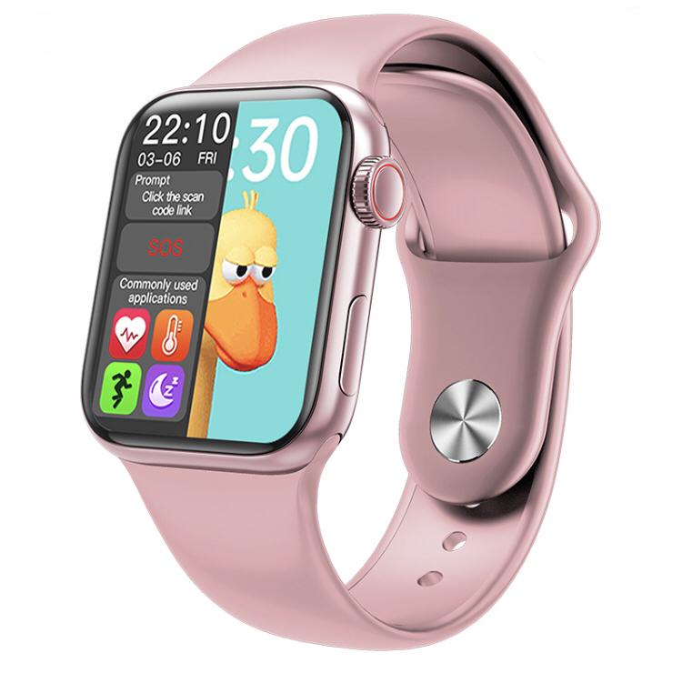 Смарт часы Smart Watch HW12, pink
