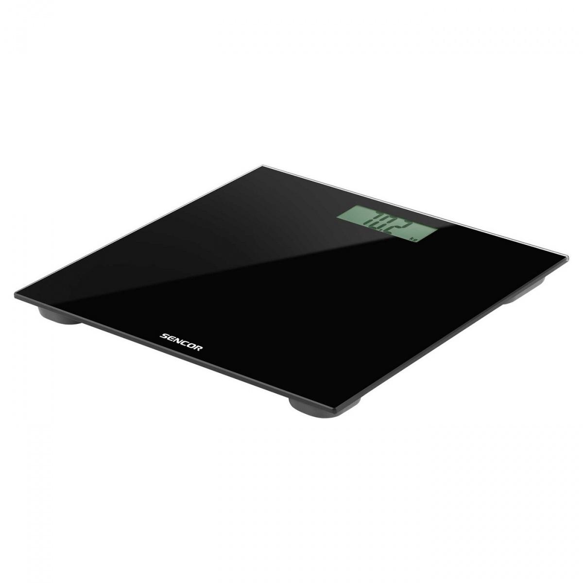 Весы напольные Sencor SBS 2300BK