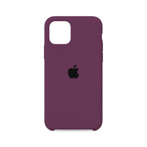 Чехол GoodChoice Silicone Case Lux для iPhone 11Pro Фиолетовый  - купить со скидкой