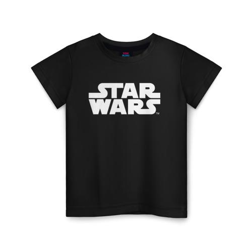 Купить Хлопок Star Wars - 1689603, Детская футболка ВсеМайки Star Wars, размер 128, VseMayki.ru,