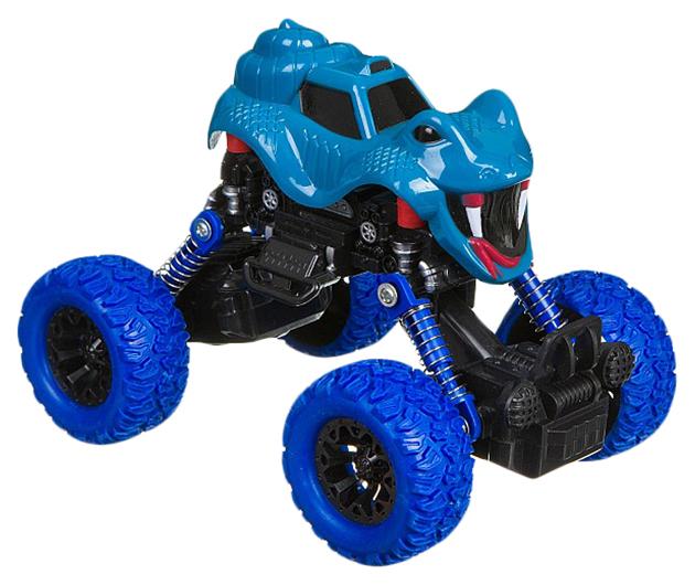 Купить Машинка инерционная Bondibon Парк Техники Джип синий ВВ4575,