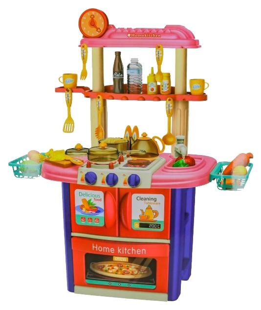 Кухня Junfa Toys с аксессуарами, со световыми
