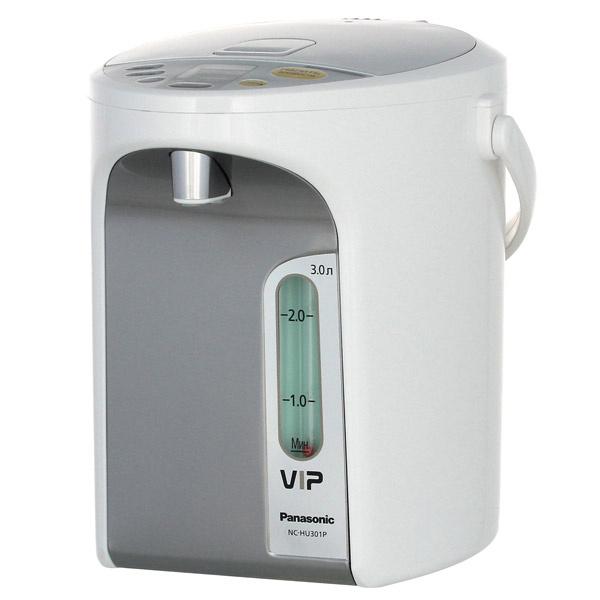 Термопот Panasonic NC HU301PZTW White\Grey