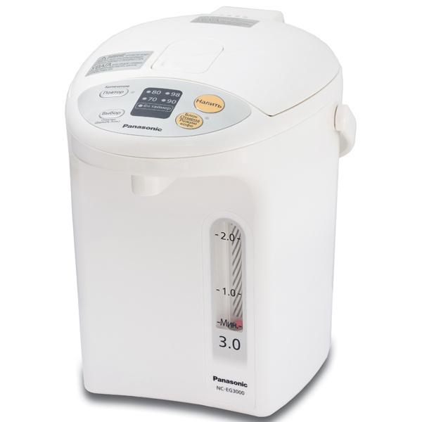 Термопот Panasonic NC EG3000WTS White
