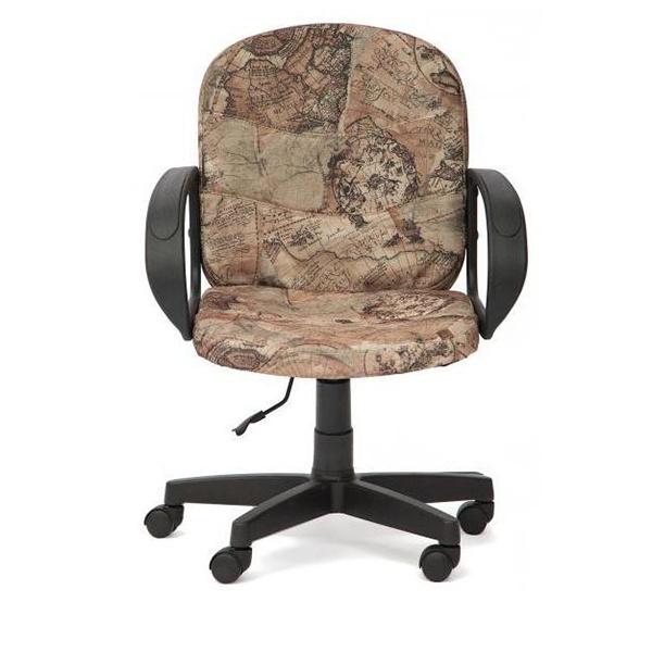 Офисное кресло TetChair Baggi, бежевый