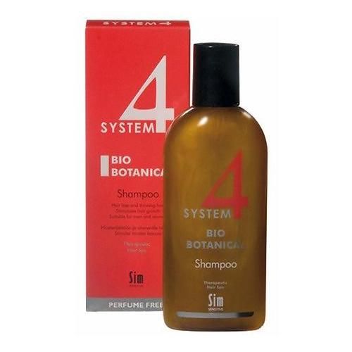 Купить Шампунь Sim Sensitive System 4 Bio Botanical Shampoo для роста волос 100 мл, Био Ботанический для роста волос