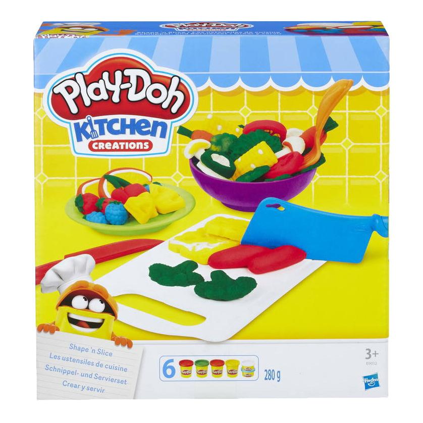 Набор для лепки из пластилина Play