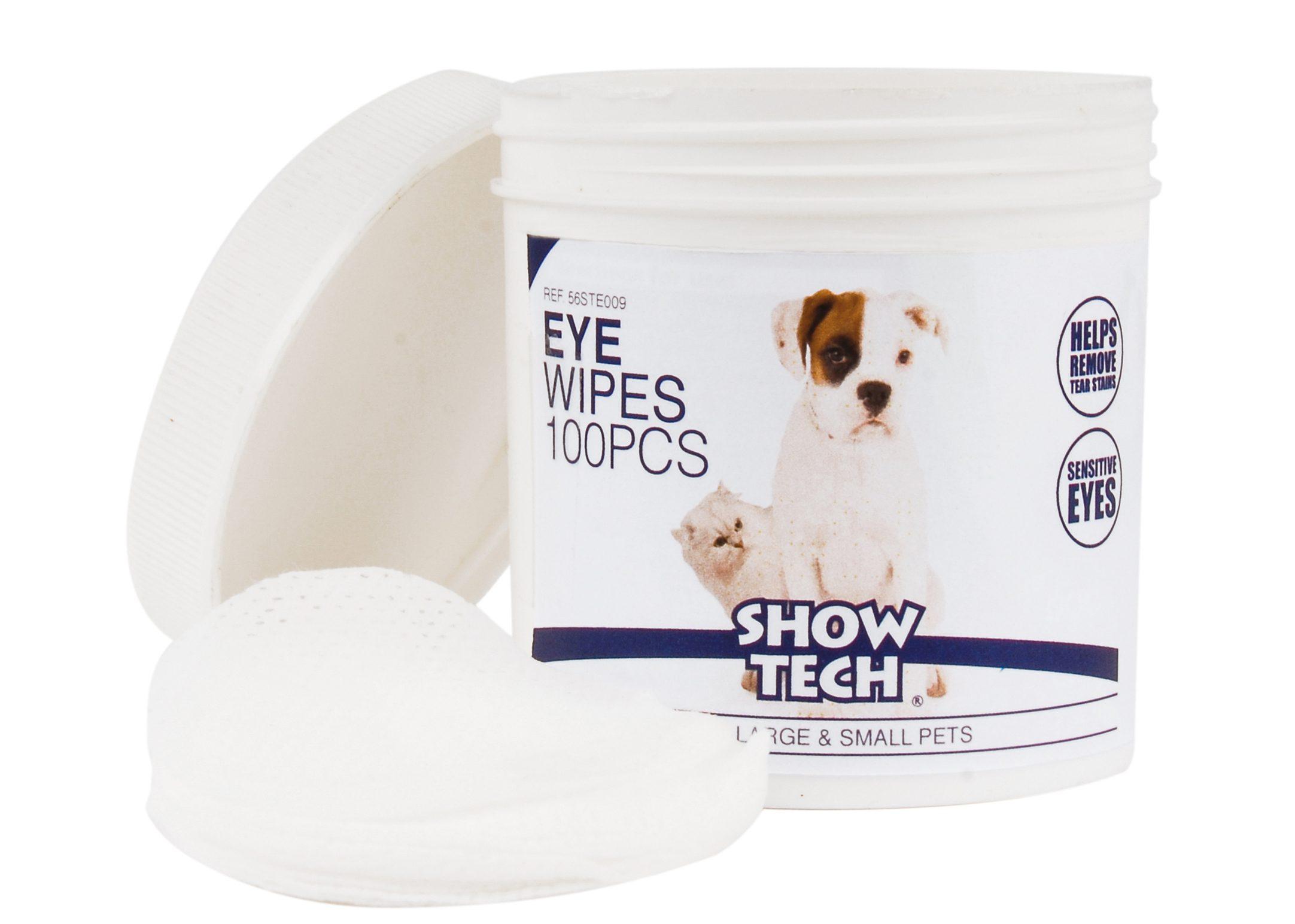 Салфетки гигиенические для глаз Show Tech Eye,
