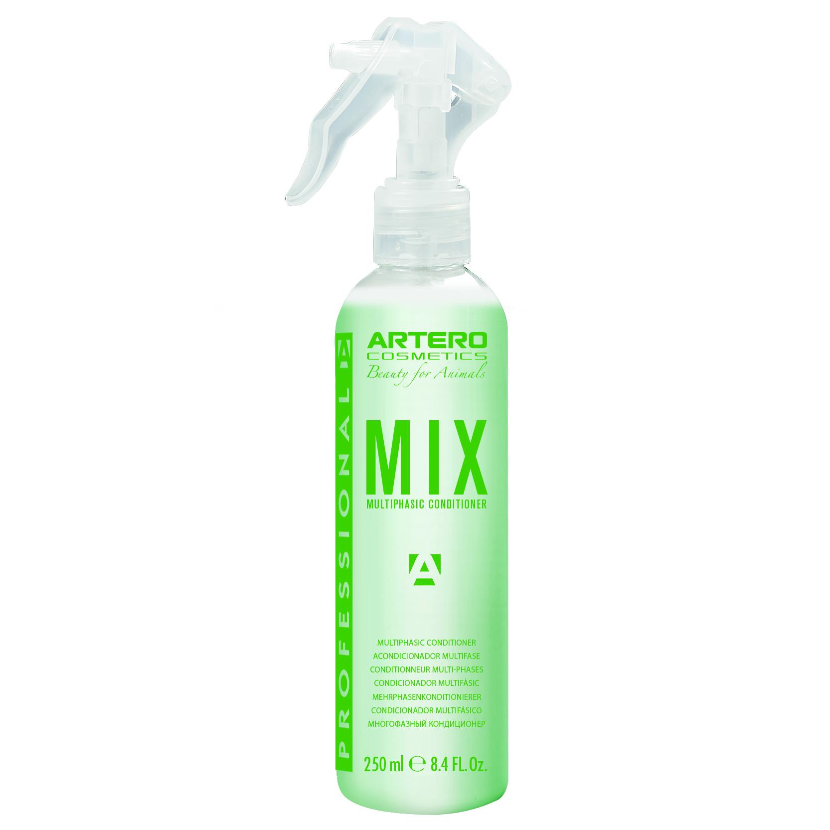 Спрей кондиционер для домашних животных Artero Mix,