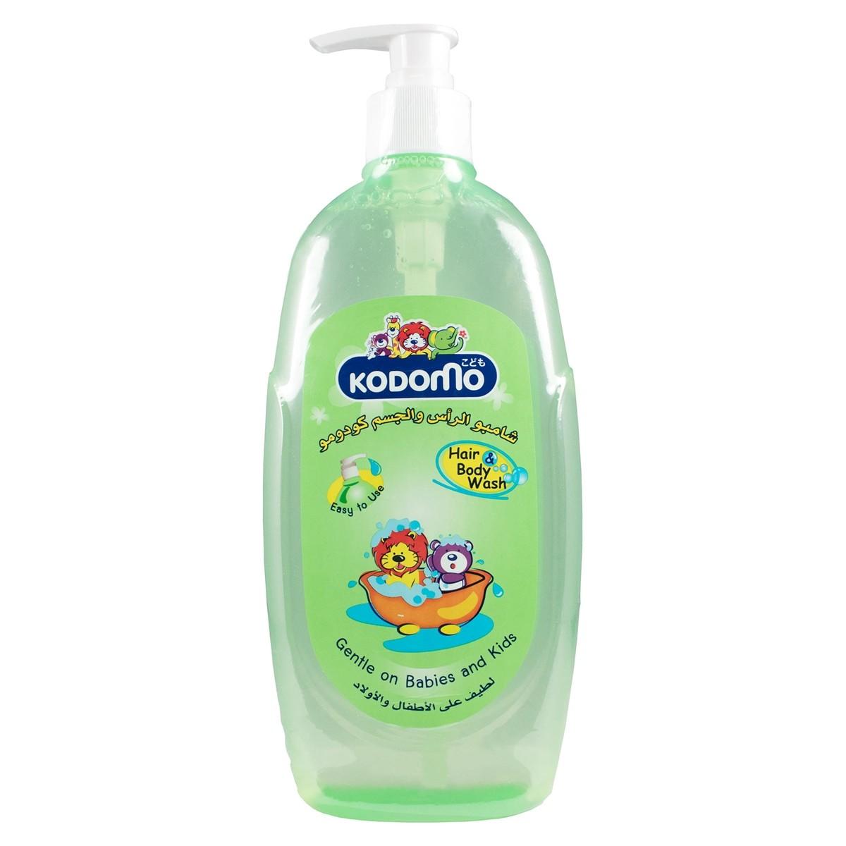 Гель для купания детский Kodomo Средство Д/мытья