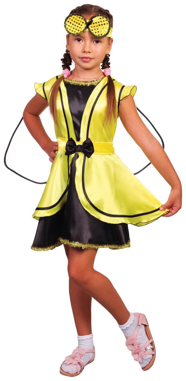 Карнавальный костюм Страна Карнавалия Муха, цв. желтый