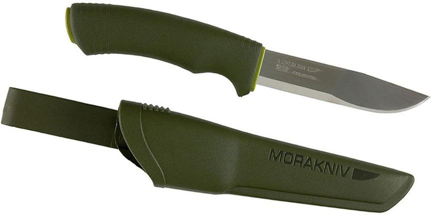 Нож туристический из нержавеющей стали Morakniv Bushcraft Forest Mora-12356 фото