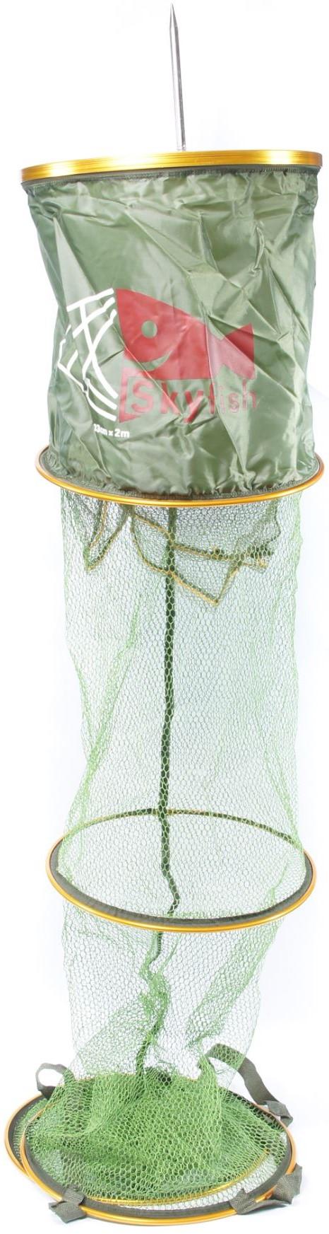 Садок (4025) SkyFish рыболовный береговой круглый 40х250см