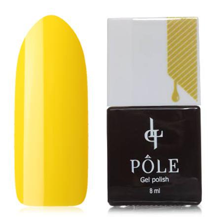 Купить Гель-лак POLE №446, Имперский желтый