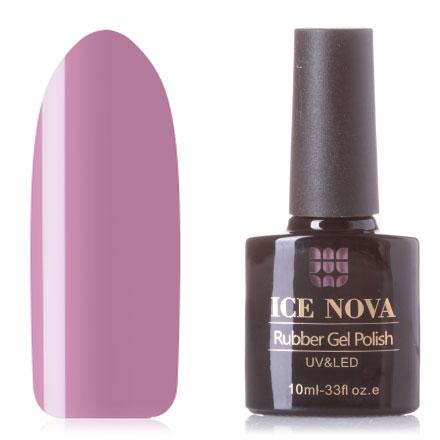Купить Гель-лак Ice Nova каучуковый №062