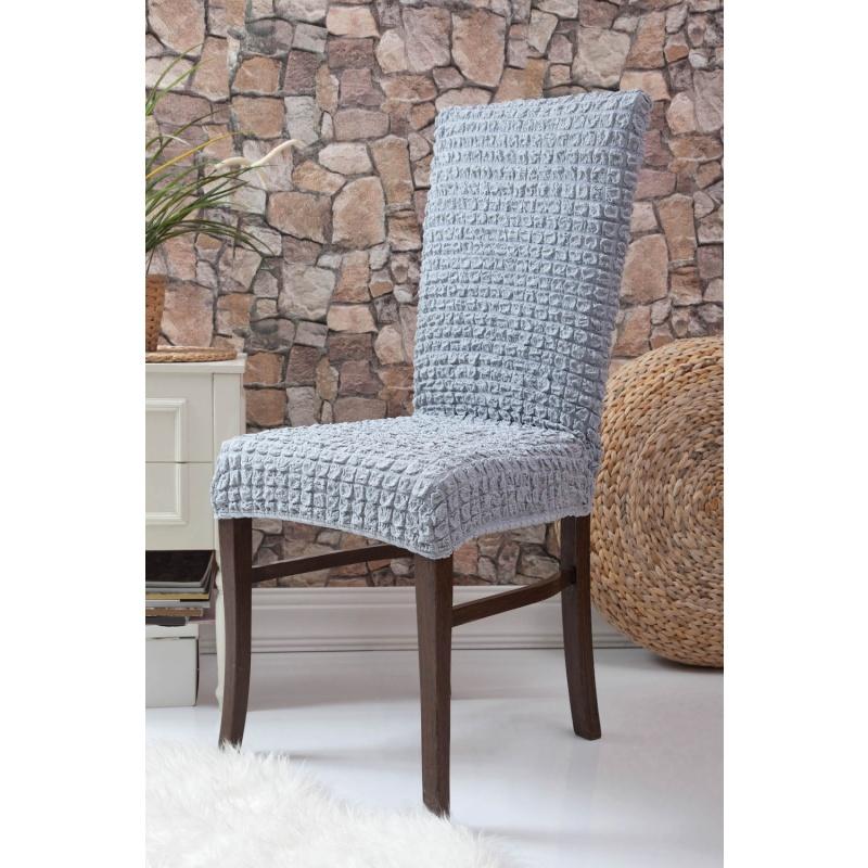 Чехол на стул без оборки Venera Chair,