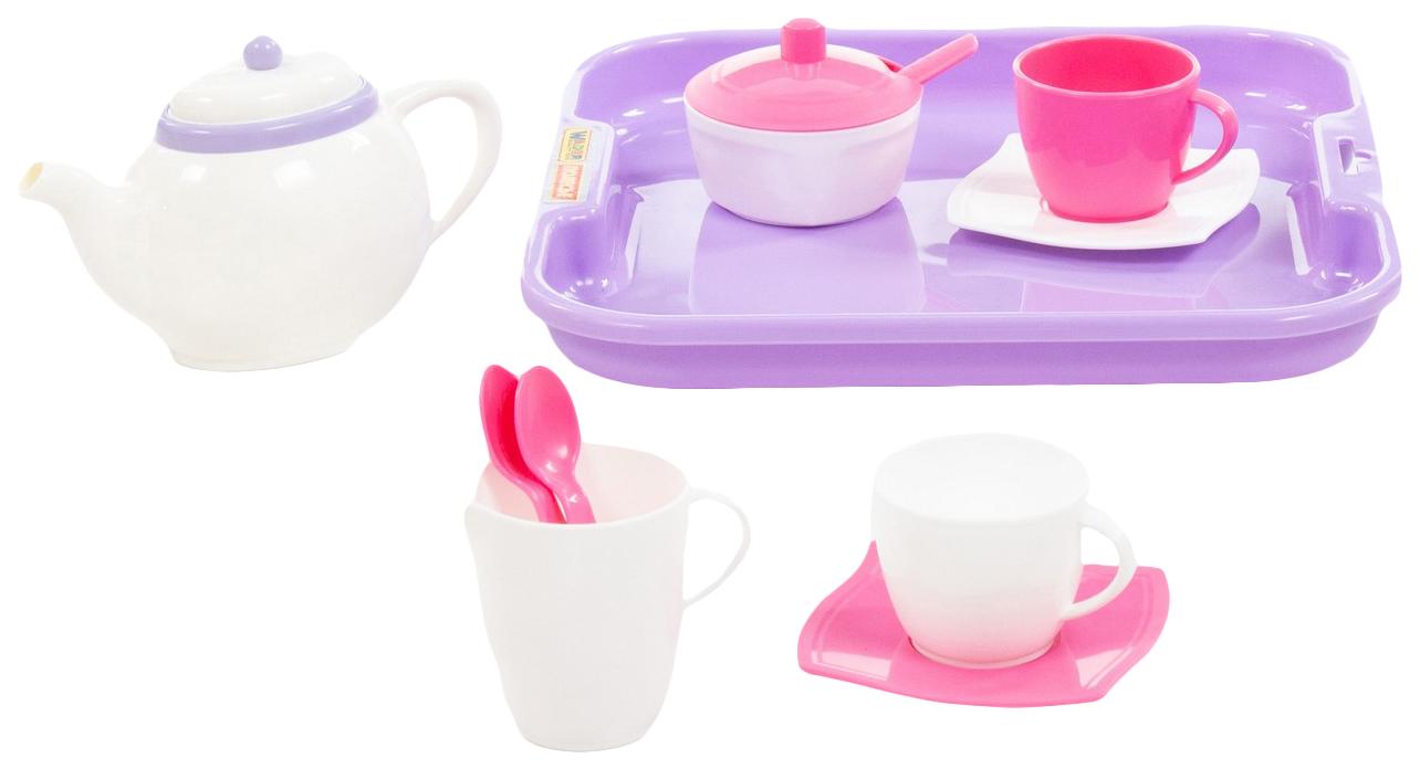 Набор детской посуды Полесье Алиса 58959/PC