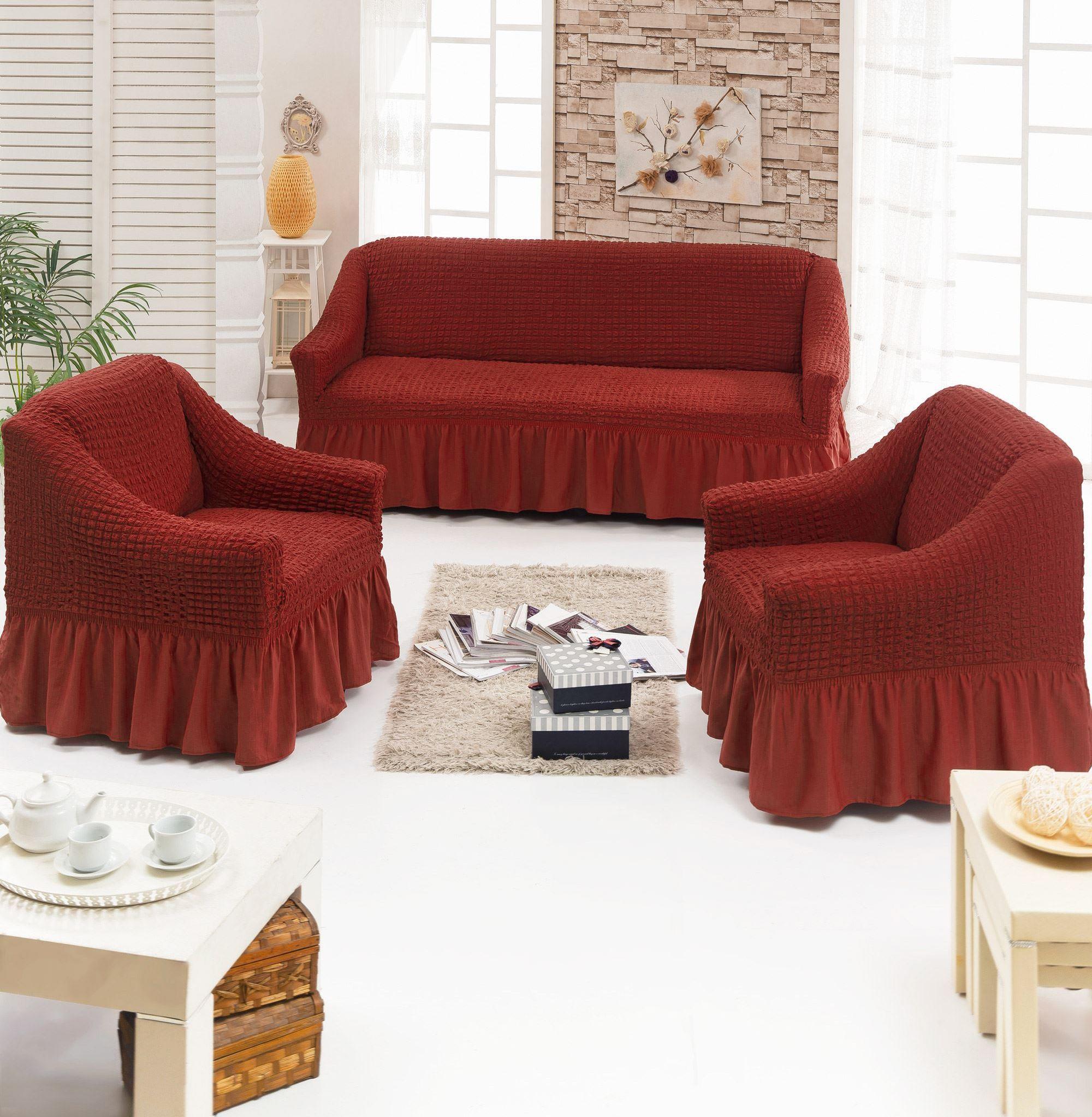 Juanna 7565 Чехол д/мягкой мебели 3