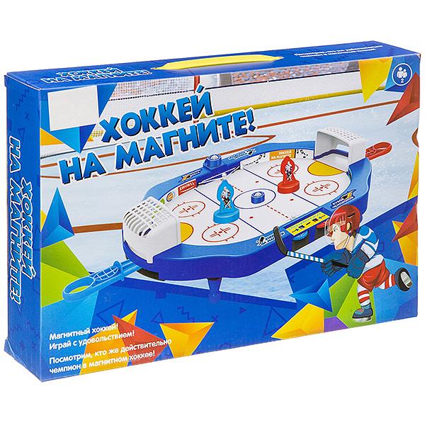 Настольная игра Zhorya Хоккей на магните