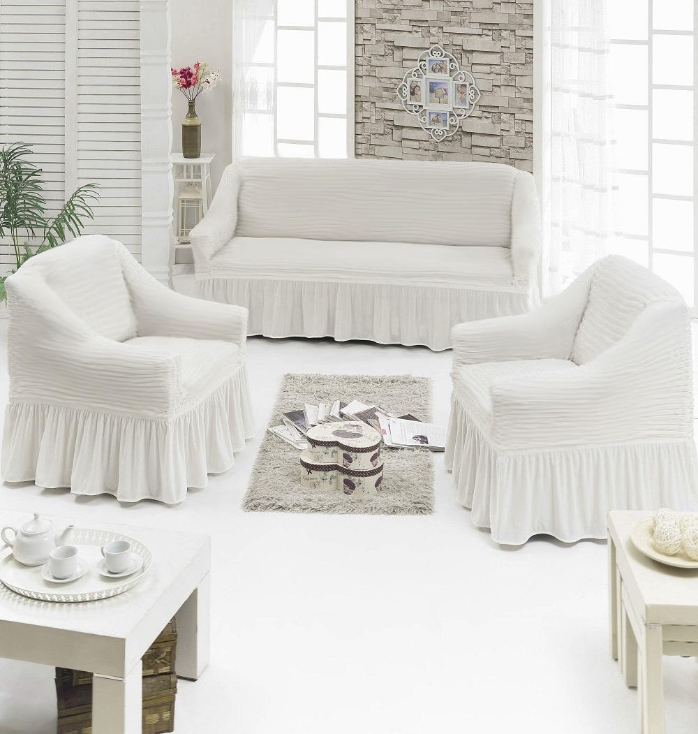 Набор чехлов 3 х местный диван+2 кресла,