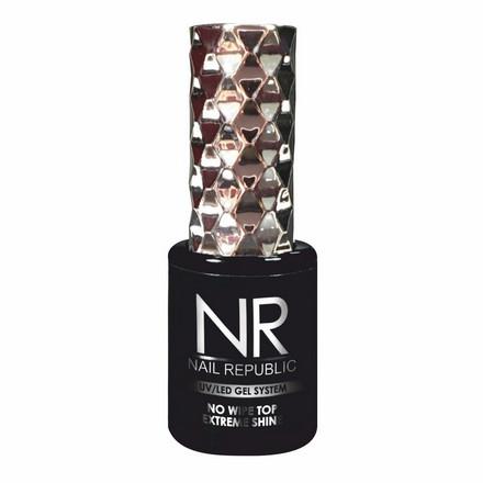 Купить Топ Nail Republic Extreme Shine No Wipe, 10 мл