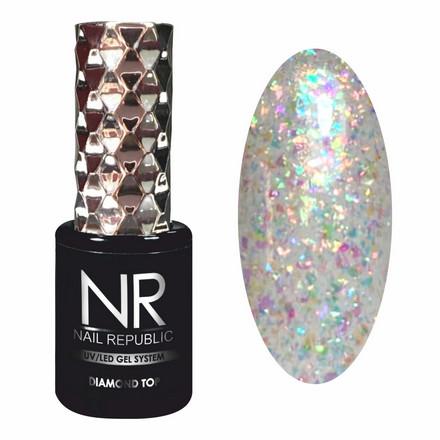 Купить Топ Nail Republic Diamond №3, 10 мл