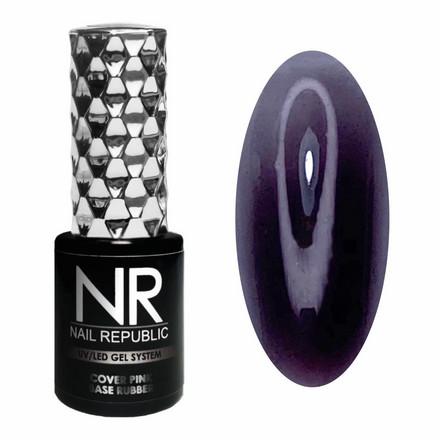 Купить Камуфлирующая база Nail Republic Rubber №1
