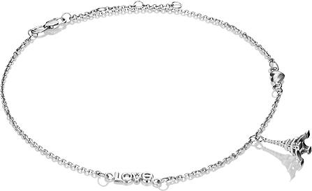 Браслет женский Платина 05-0588-01-000-0200-68 р.27
