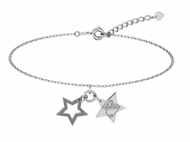 Браслет женский F-Jewelry A0720572 р.16