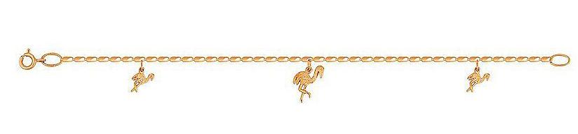 Браслет женский F-Jewelry A0720008 р.21.5