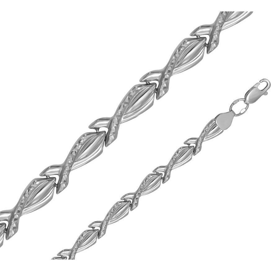 Браслет женский F-Jewelry A2530080 р.19.5