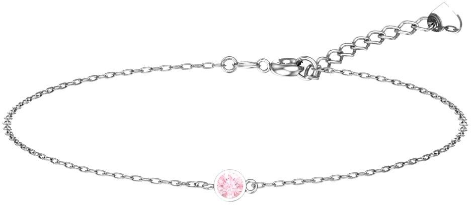 Браслет женский F-Jewelry A0720418 р.16.5