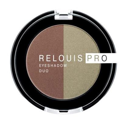 Тени для век Relouis Pro Duo