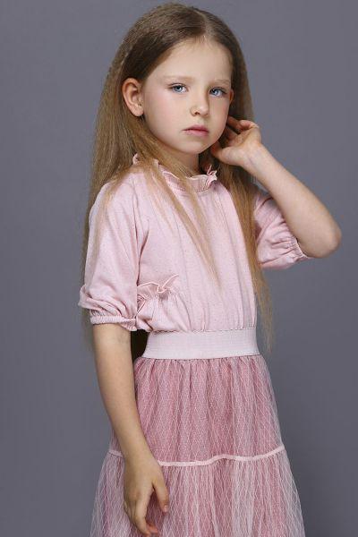 Туника детская MNC цв.розовый