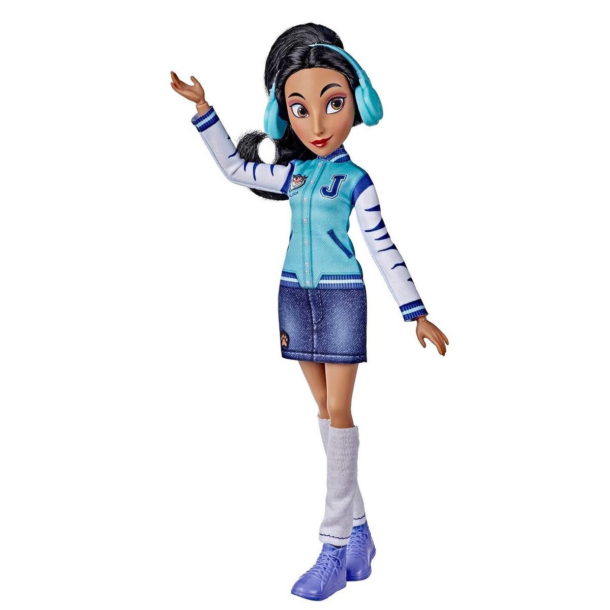 Купить Кукла Жасмин Ральф против интернета Disney Princess Comfy Squad Jasmine Fashion Doll,
